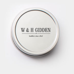 W & H GIDDEN saddle soap