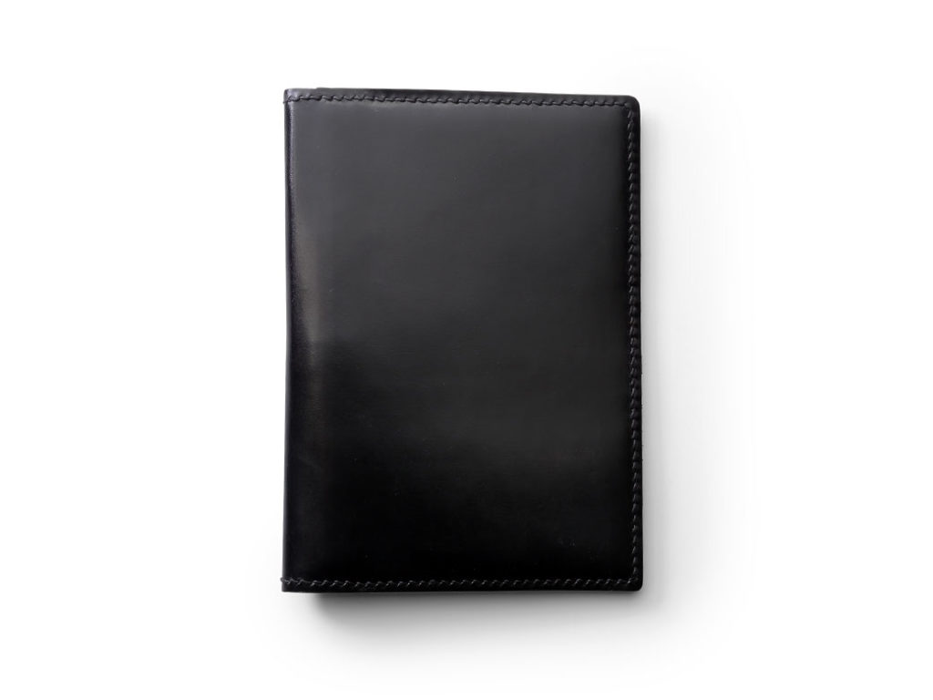 Black Pocket Journal by W & H Gidden