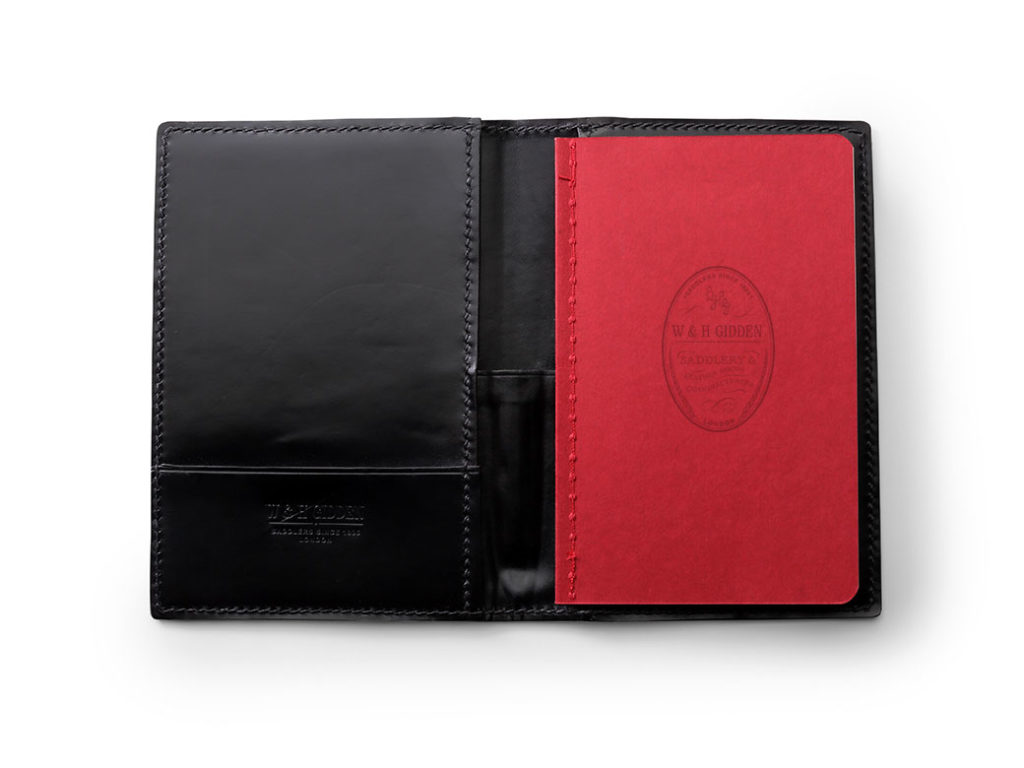 W & H Gidden Pocket Journal