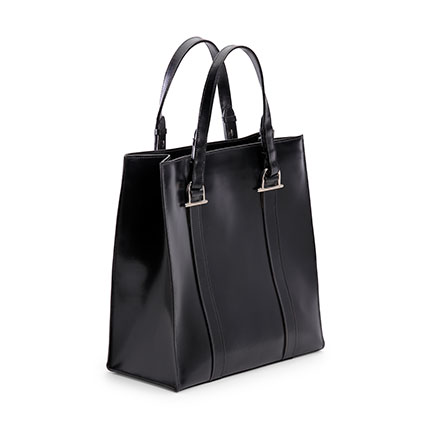 W & H Gidden Handcrafted Leather Tote Bag