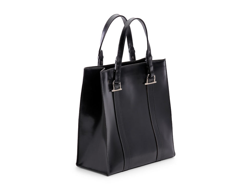 W & H Gidden Leather Tote Bag