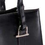 W & H Gidden Totebag handle detail